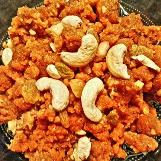 Photo of Instant bread halwa by Perminder Kaur at BetterButter