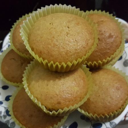 How to make Banana Cupcakes