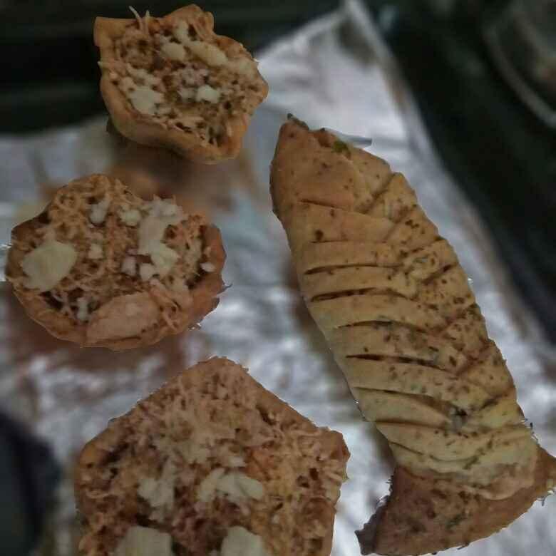 How to make Veg tart and veg fish
