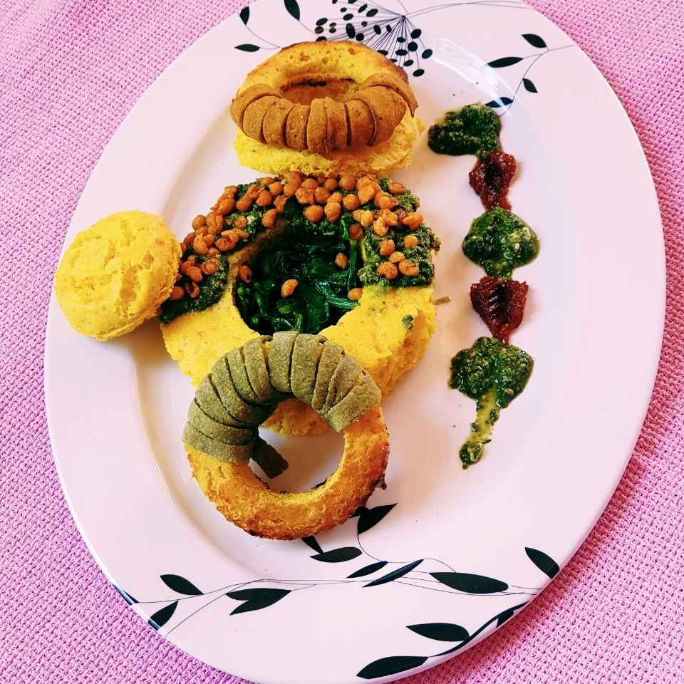 Photo of Khaman dhokla by Pia Thacker at BetterButter