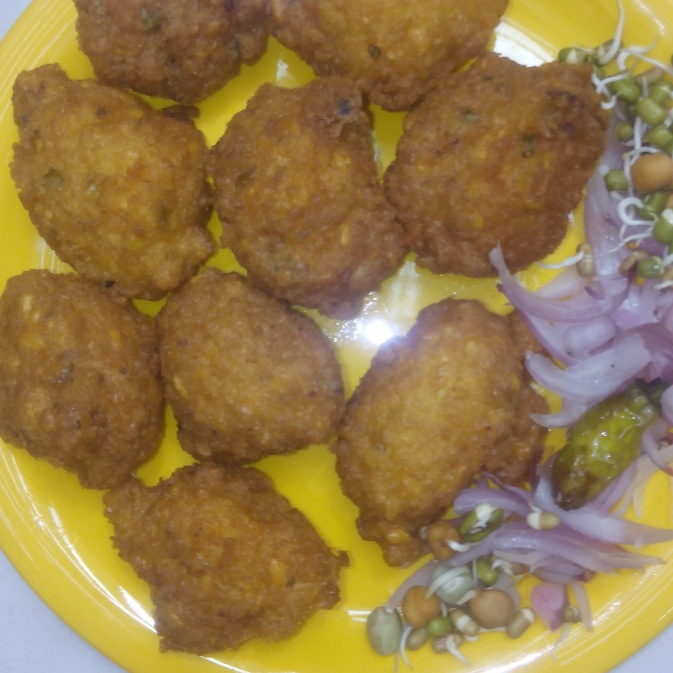 Photo of Dal Vada by Pina Raval at BetterButter