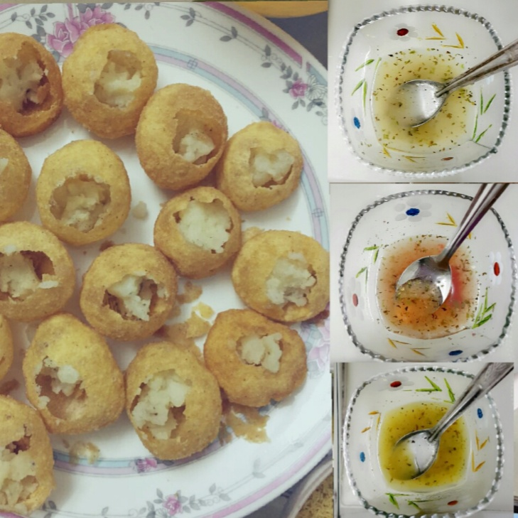 Photo of Strawberry, Guava And Mango Pani Puri by Pina Raval at BetterButter