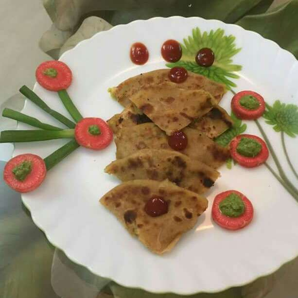 Photo of Gobi paratha by Pina Raval at BetterButter