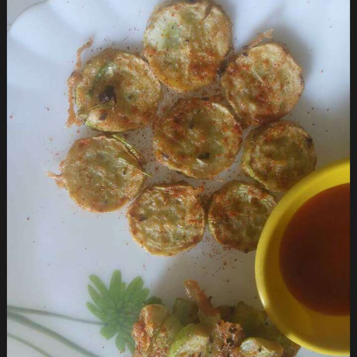 Photo of Cucumber fries by Pina Raval at BetterButter