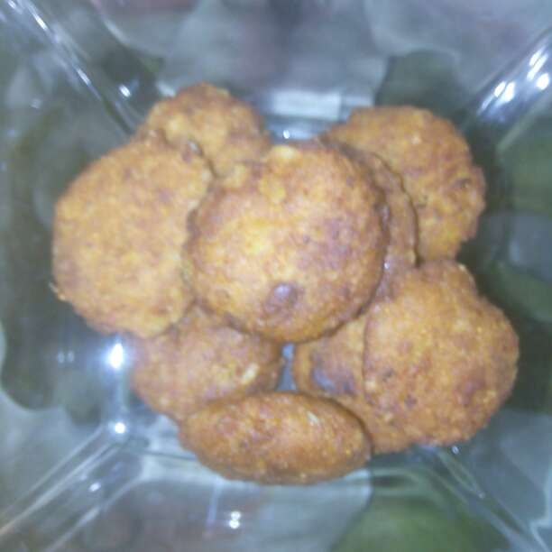 Photo of Left over rice tikki by Pina Raval at BetterButter