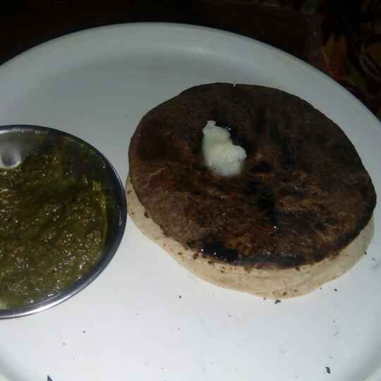 Photo of Mandve ke aate ki roti by पिंकी भट्ट at BetterButter
