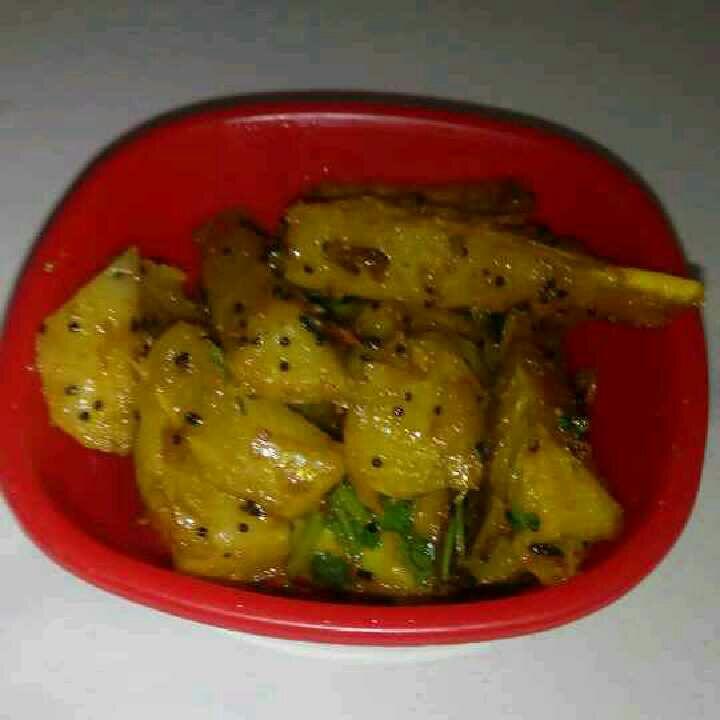 How to make Gobhi ke danthal