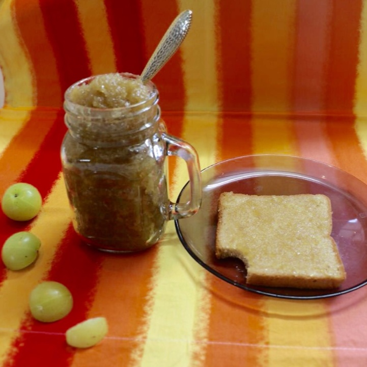 How to make Gooseberry /Amla Jam