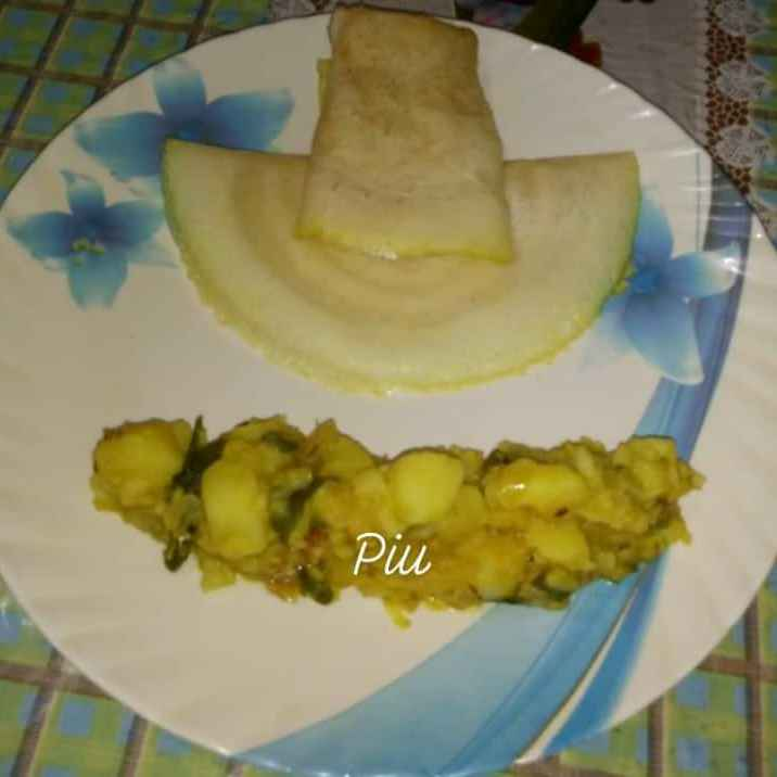 How to make ধোসা