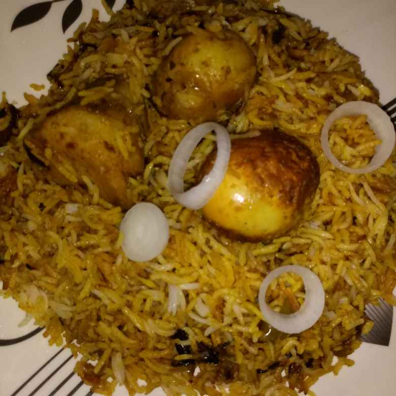 Photo of Egg biriyani by piu das at BetterButter