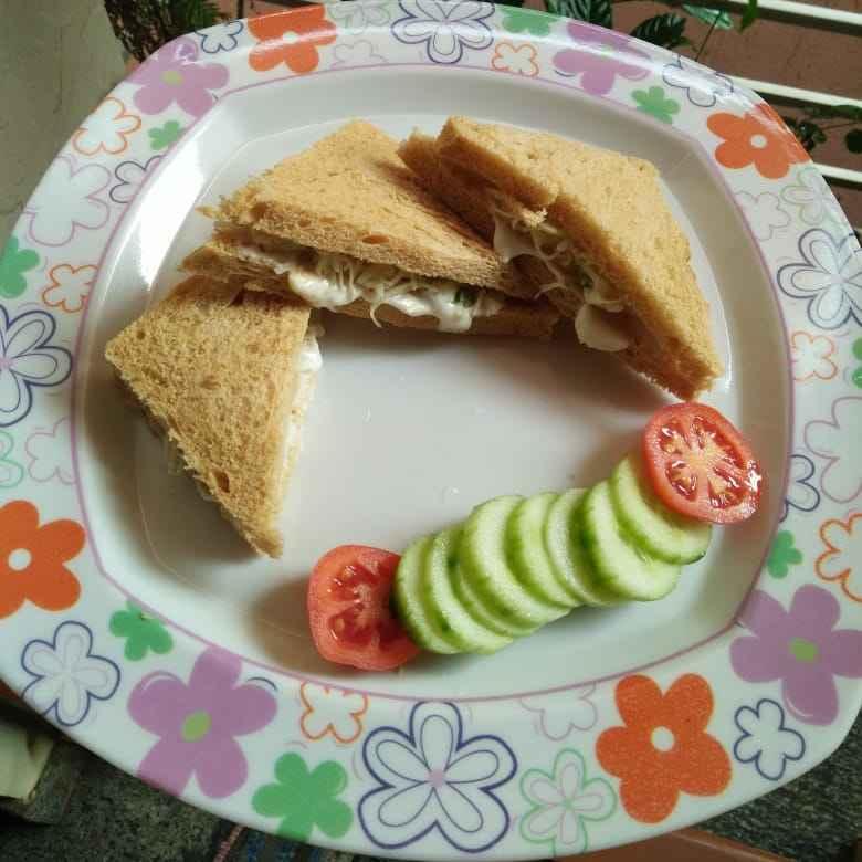 Photo of Potato cheese sandwich by piu das at BetterButter