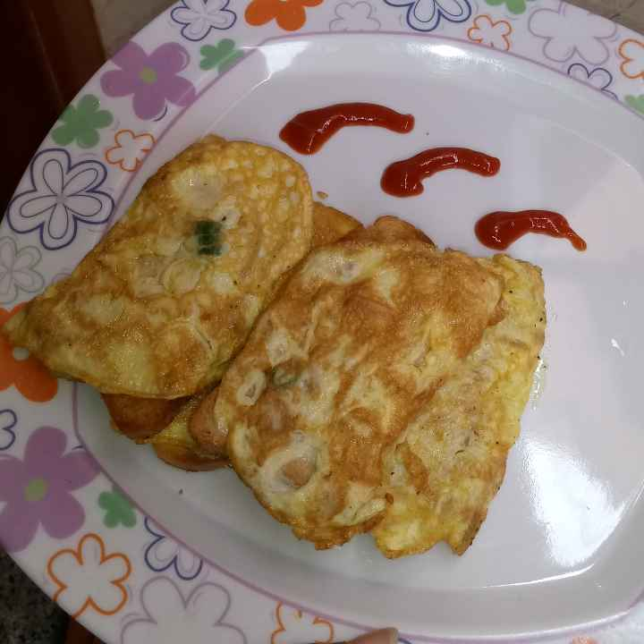 Photo of Egg bread tost by piu das at BetterButter