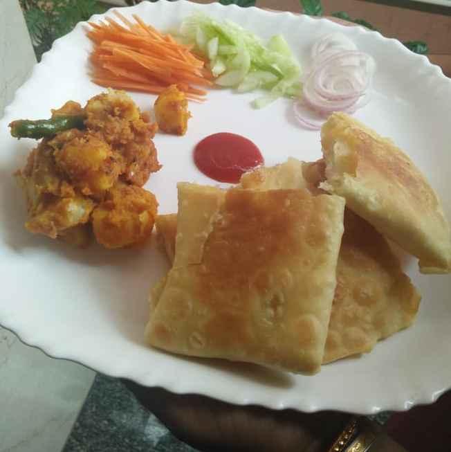 How to make Moglai porota