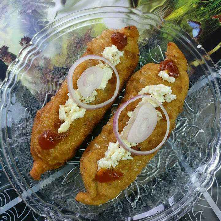 Photo of Chicken fried roll by piyali kanungo at BetterButter