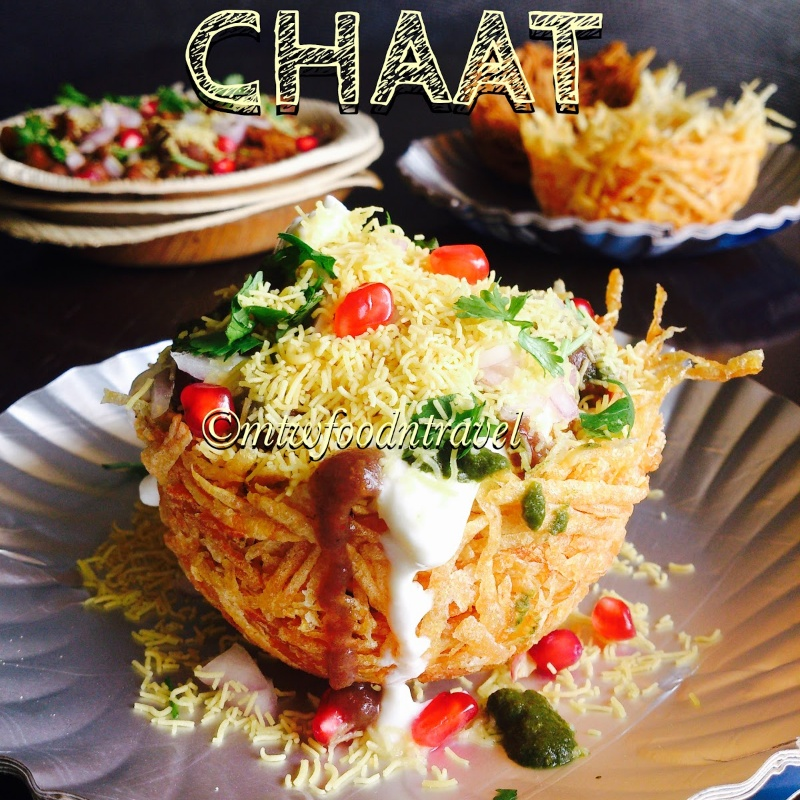 Photo of Aloo Tokri Chaat by Piyali Muthha at BetterButter