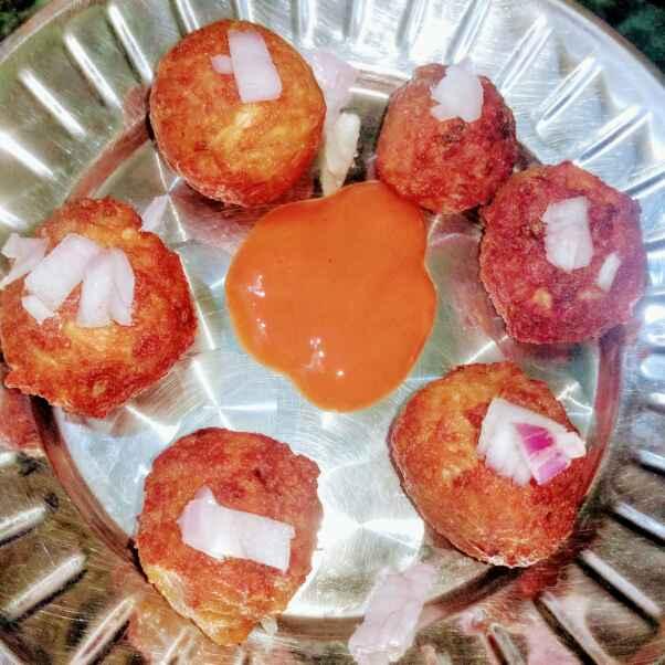 How to make Chicken kima ball