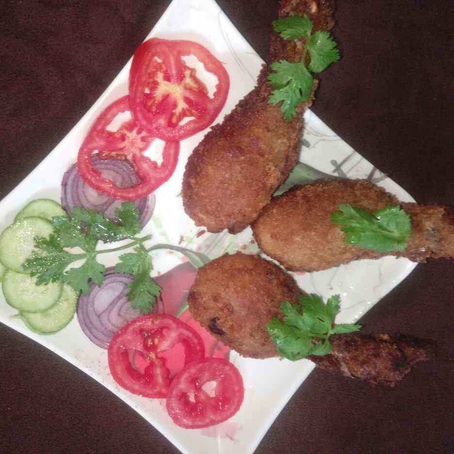How to make Chicken leg fry