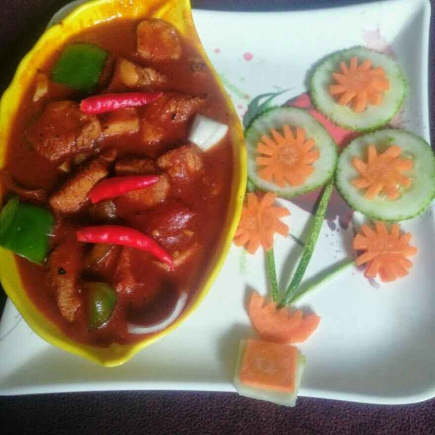Photo of Chicken shashlik by Piyali polley Roy at BetterButter