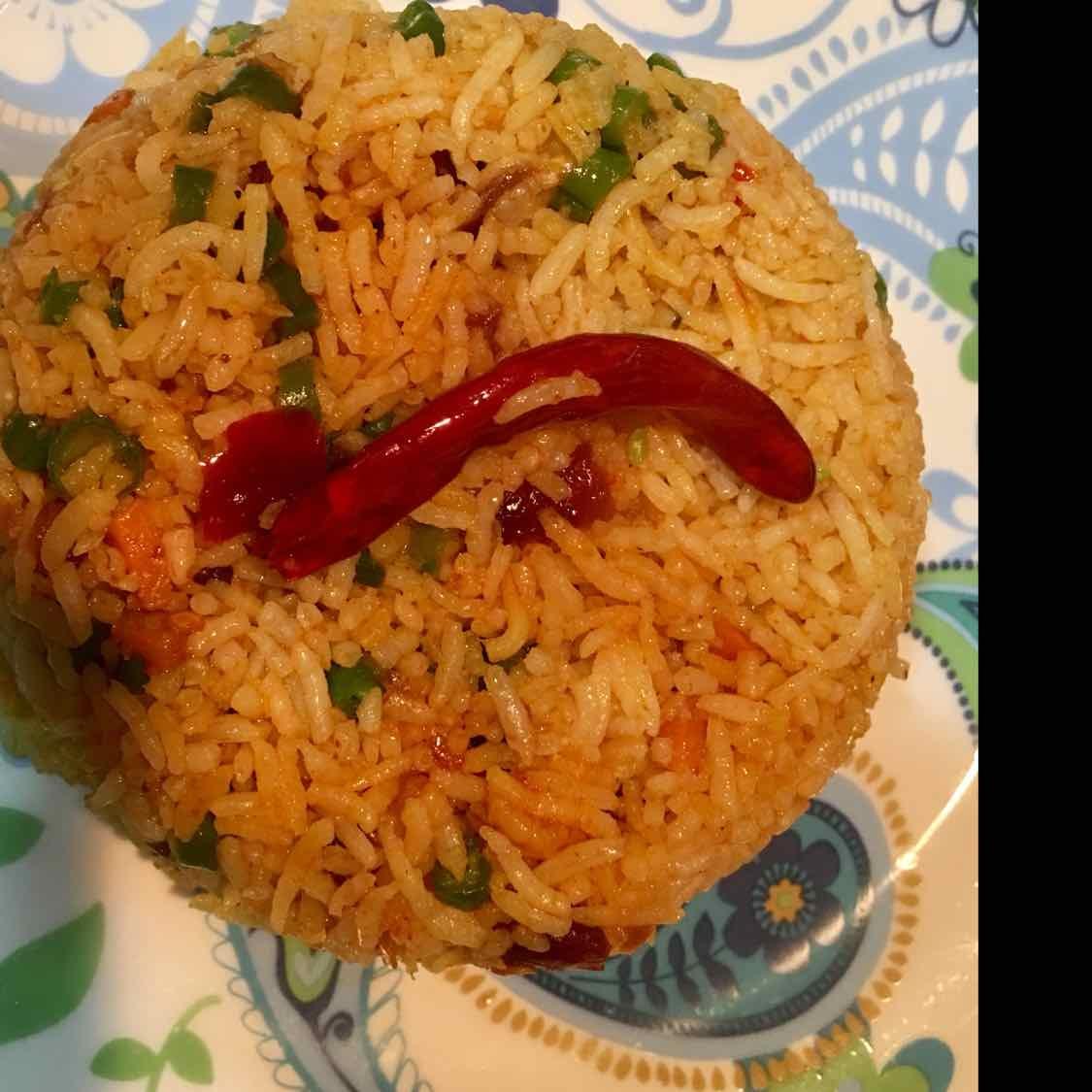 Photo of Schezwan Fried Rice by Piyanki Sarkar at BetterButter