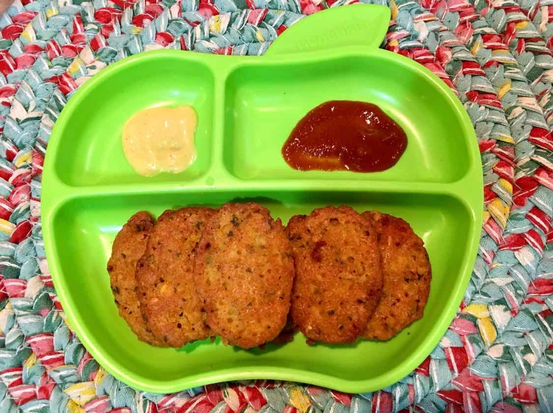 Photo of Chickpea Fritters by Piyanki Sarkar at BetterButter