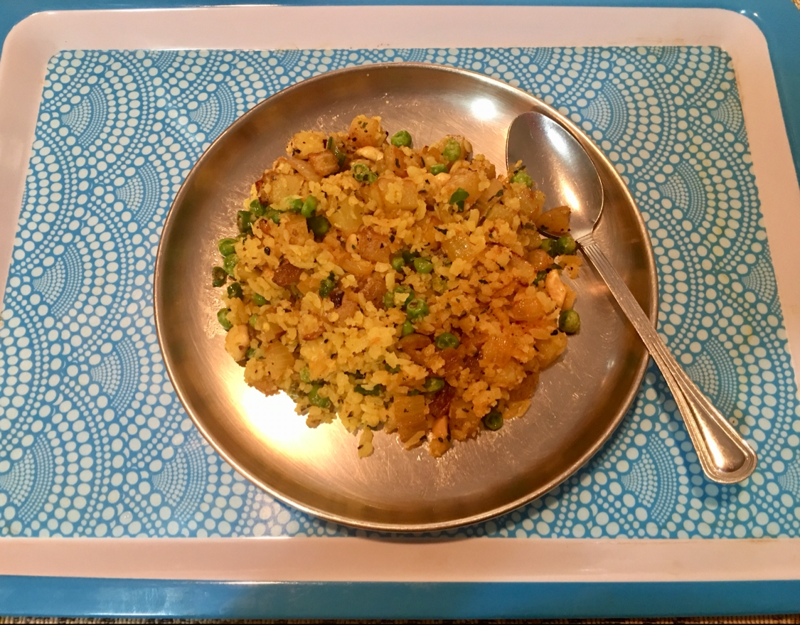 Photo of Bengali Chirer Pulao or Vegetable Poha by Piyanki Sarkar at BetterButter
