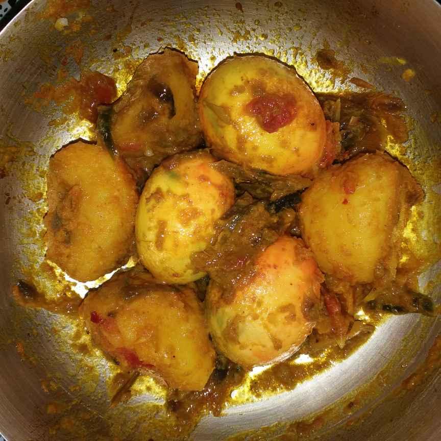 Photo of Egg potato do peyaja by Piyasi Biswas Mondal at BetterButter