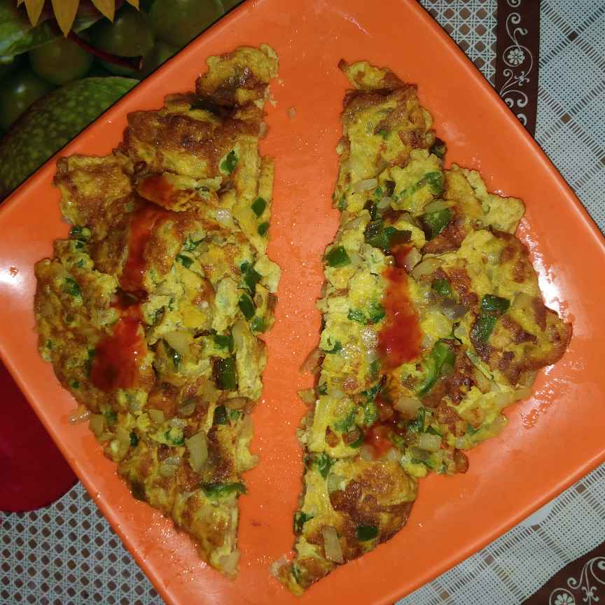 Photo of Spanish omlet by Piyasi Biswas Mondal at BetterButter