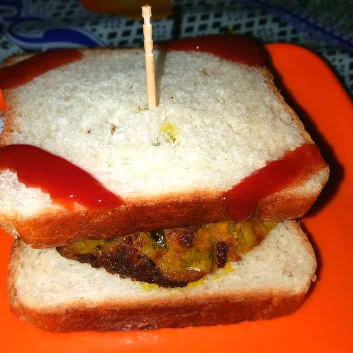 Photo of Bread Chiken aloo cutlet by Piyasi Biswas Mondal at BetterButter