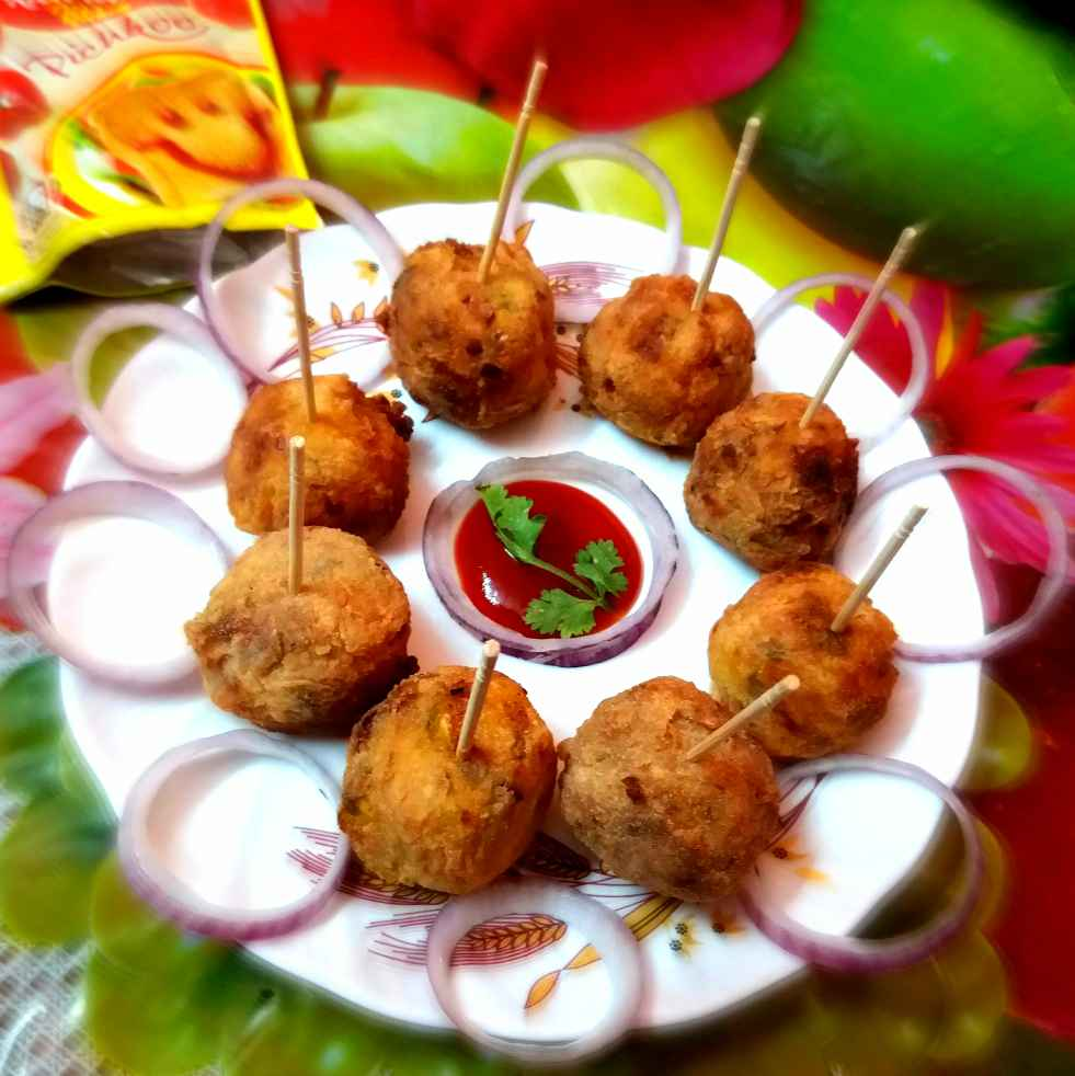 Photo of Rice Lollipop by Piyasi Biswas Mondal at BetterButter