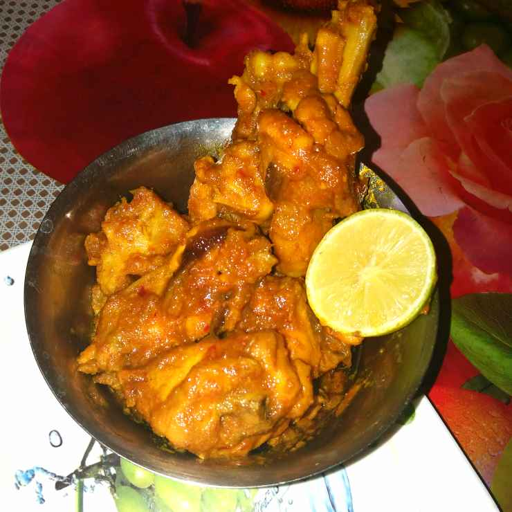 Photo of Bengali Chiken with Dramstick curry by Piyasi Biswas Mondal at BetterButter