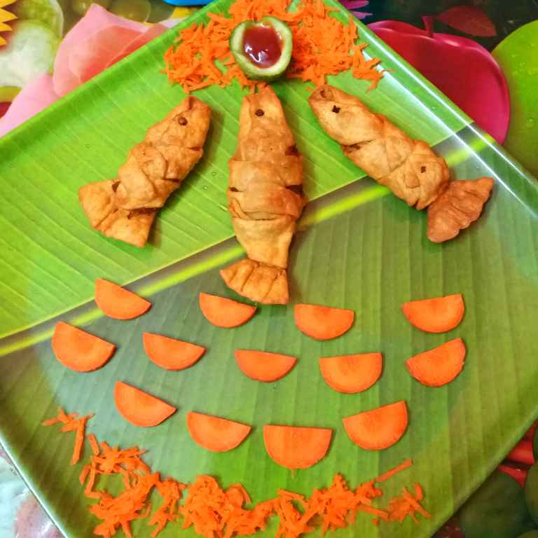 Photo of Fish rool by Piyasi Biswas Mondal at BetterButter