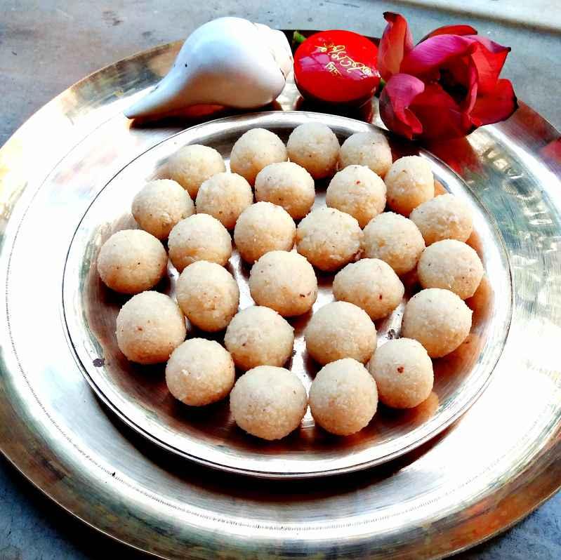 How to make Khirer Naru