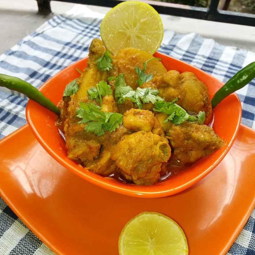 Photo of Lemon flever chiken by Piyasi Biswas Mondal at BetterButter
