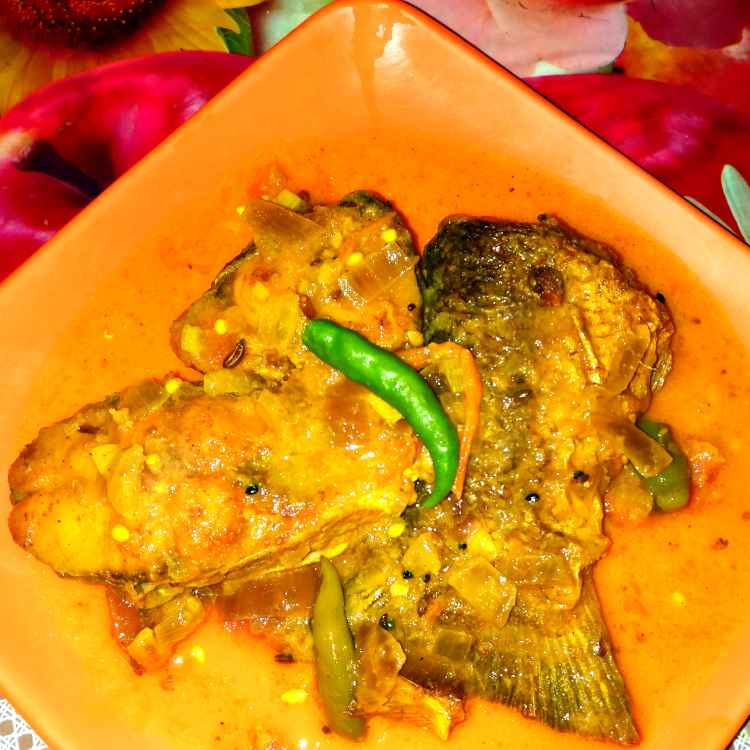 Photo of Kerala fish curry by Piyasi Biswas Mondal at BetterButter