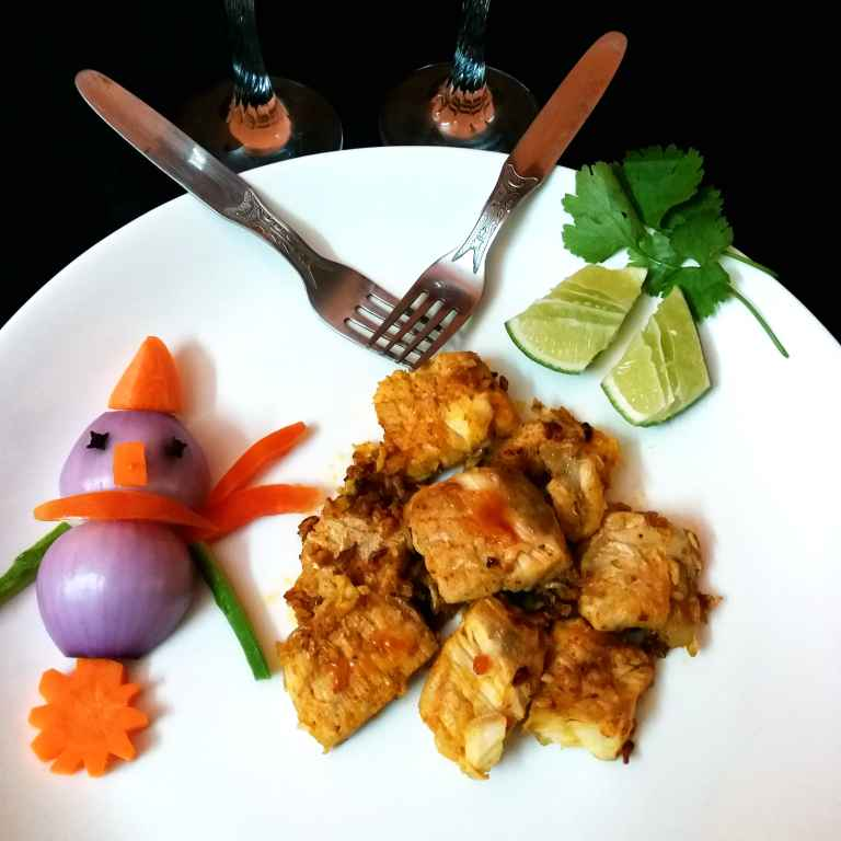 Photo of Chili lemon tawa griled fish by Piyasi Biswas Mondal at BetterButter