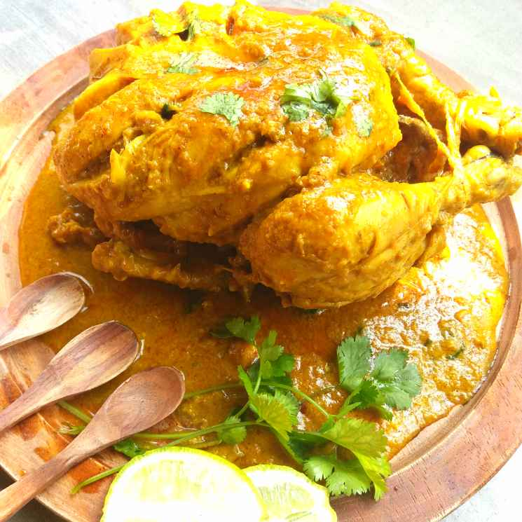How to make Murg Musallam