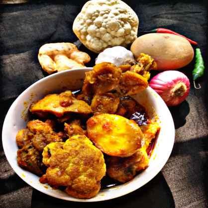 Photo of Fulkofi Chicken by Piyasi Biswas Mondal at BetterButter