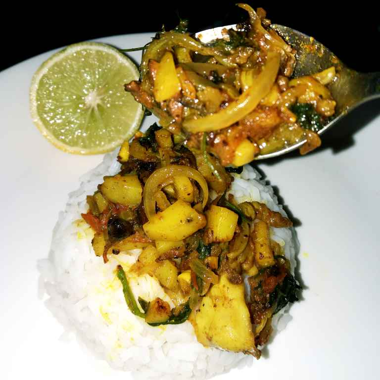 Photo of Macher Tel Chacchori by Piyasi Biswas Mondal at BetterButter