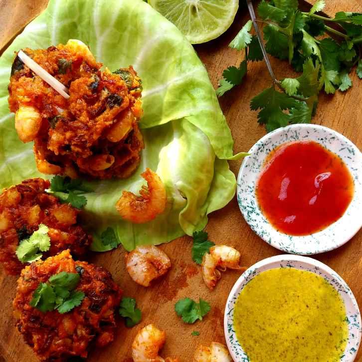 How to make Kucho Chingrir bora