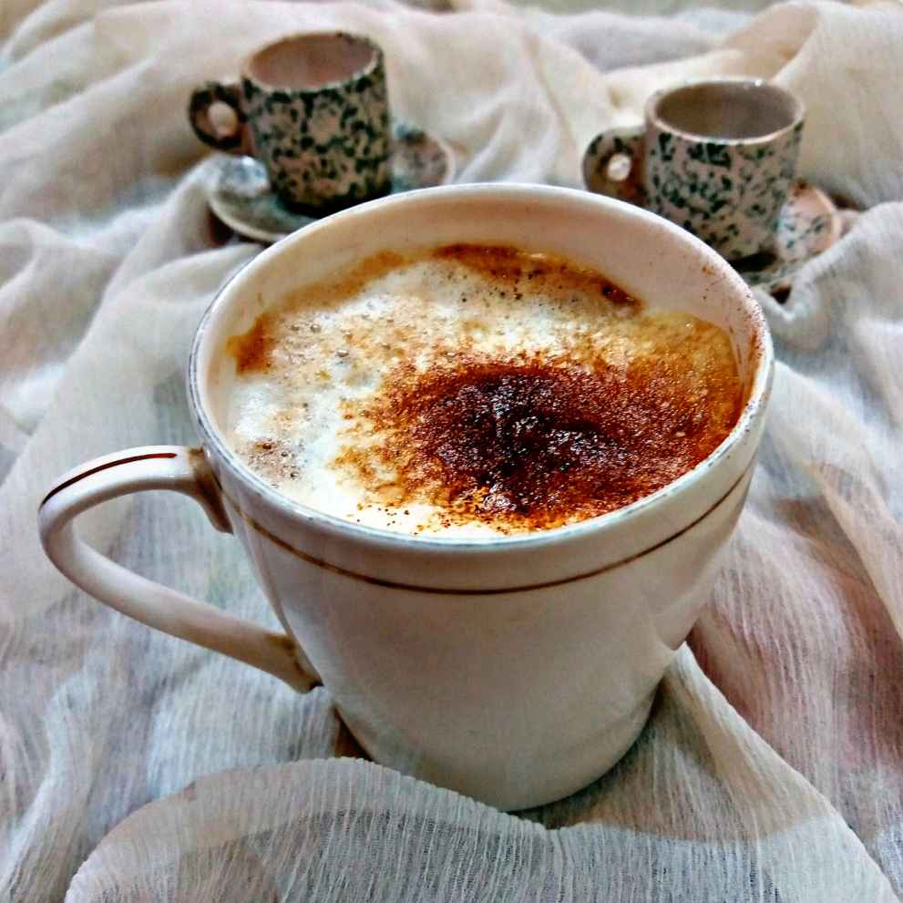 Photo of Cappuccino coffee by Piyasi Biswas Mondal at BetterButter