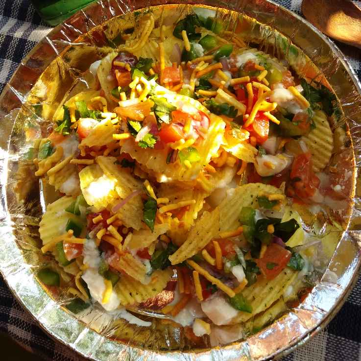 Photo of Chips Chaat by Piyasi Biswas Mondal at BetterButter