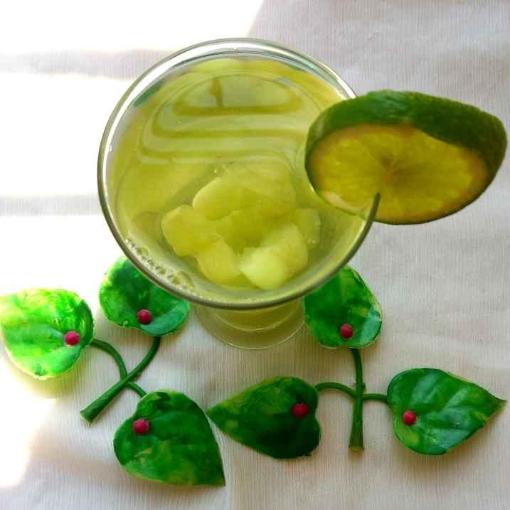 Photo of Anguri soda Moctel by Piyasi Biswas Mondal at BetterButter