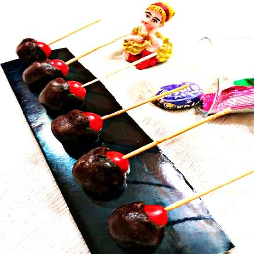 Photo of Cherry Pops by Piyasi Biswas Mondal at BetterButter