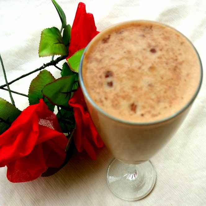 Photo of Chocolate Milkshake resipi by Piyasi Biswas Mondal at BetterButter