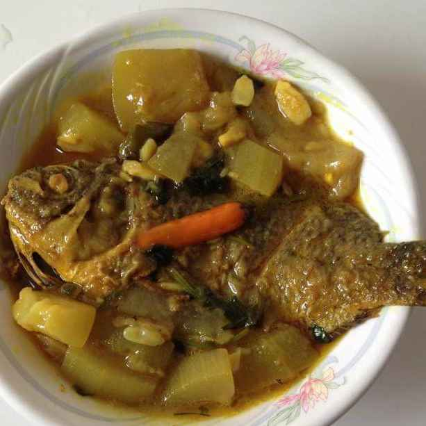 Photo of Telapia lau ghanto by Piyasi Biswas Mondal at BetterButter