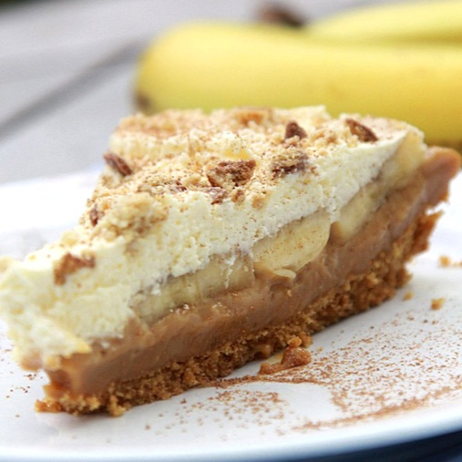 Photo of Banoffee Pie by Plaza Premium Lounge at BetterButter