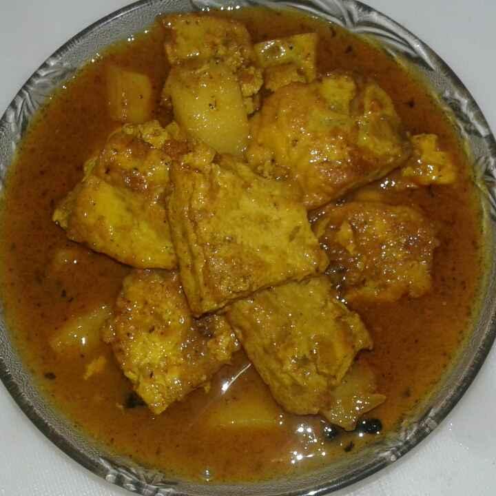 Vapa Dimer Dhoka Recipe, How to make Vapa Dimer Dhoka Recipe at Home