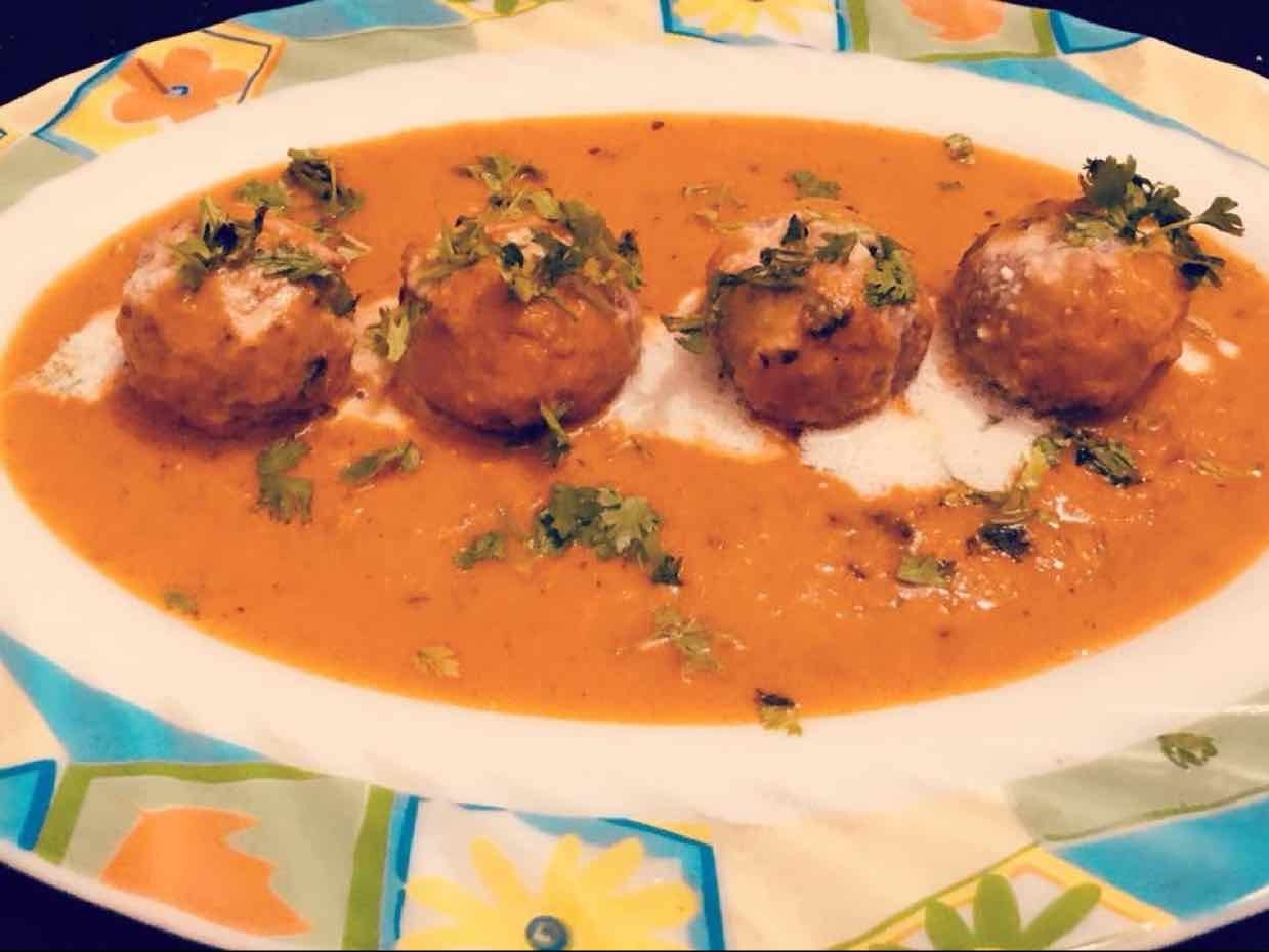 Photo of malai kofta from leftover gravy by Pooja Chaudhary at BetterButter