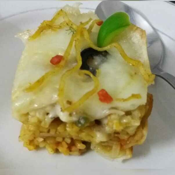 How to make Maggi Lasagna