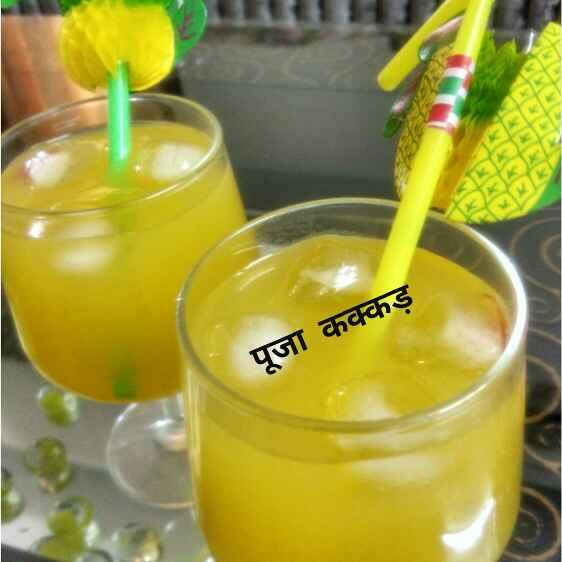 Photo of Homemade mango fruity  by pooja kakkar at BetterButter